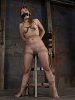 severe breast bondage